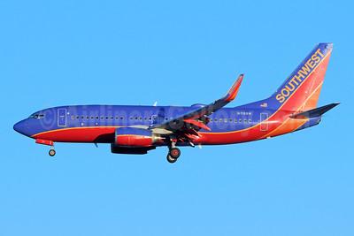Southwest Airlines Boeing 737-7H4 WL N718SW (msn 27852) SEA (Michael B. Ing). Image: 943109.