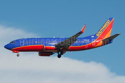 Southwest Airlines Boeing 737-3H4 WL N613SW (msn 27931) LAS (Bruce Drum). Image: 103984.