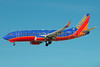 Southwest Airlines Boeing 737-3H4 WL N614SW (msn 28033) LAS (Bruce Drum). Image: 103985.