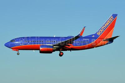 Southwest Airlines Boeing 737-7H4 SSWL N288WN (msn 36611) HOU (Jarrod Wilkening). Image: 955042.