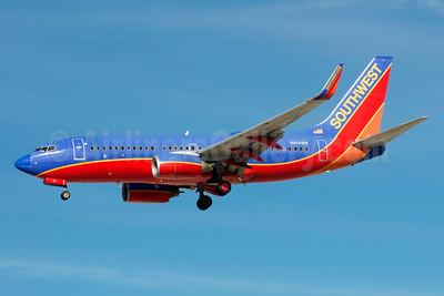 Southwest Airlines Boeing 737-7H4 WL N914WN (msn 36622) LAS (Bruce Drum). Image: 104563.