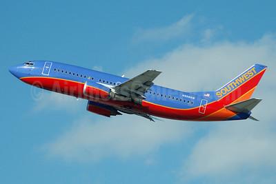 Southwest Airlines Boeing 737-3H4 N608SW (msn 27928) FLL (Bruce Drum). Image: 102660.