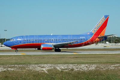 Southwest Airlines Boeing 737-3H4 N331SW (msn 23695) FLL (Bruce Drum). Image: 102659.