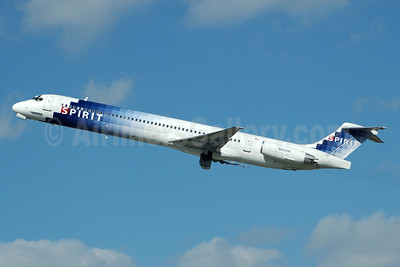 Type Retired: The last of the MD-80s were retired on September 5, 2006