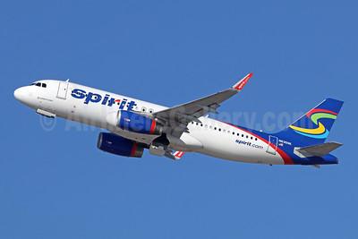 Spirit Airlines Airbus A320-232 WL N635NK (msn 6383) LAX (Michael B. Ing). Image: 943088.