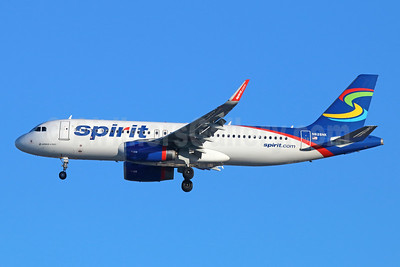 Spirit Airlines Airbus A320-232 WL N626NK (msn 5999) LAX (Michael B. Ing). Image: 943087.