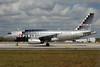 Spirit Airlines Airbus A319-132 N523NK (msn 2898) FLL (Bruce Drum). Image: 104452.