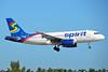 Spirit Airlines Airbus A319-132 N519NK (msn 2723) FLL (Bruce Drum). Image: 104447.
