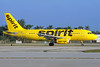 Spirit Airlines Airbus A319-132 N534NK (msn 3395) FLL (Jacques Guillem Collection). Image: 926124.
