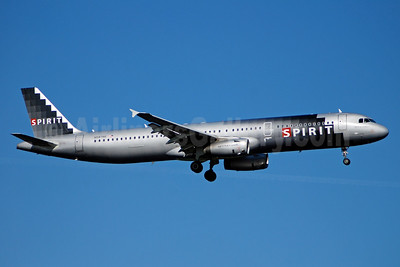 Spirit Airlines Airbus A321-231 N587NK (msn 2476) MCO (Bruce Drum). Image: 104455.