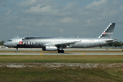 Spirit Airlines Airbus A321-231 N583NK (msn 1195) FLL (Bruce Drum). Image: 104406.