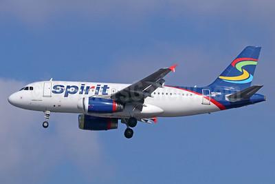 Spirit Airlines Airbus A319-132 N521NK (msn 2797) LAX (Michael B. Ing). Image: 938815.