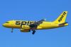 Spirit Airlines Airbus A319-132 N502NK (msn 2433) LAX (Michael B. Ing). Image: 929708.