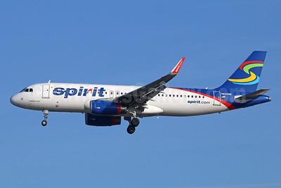 Spirit Airlines Airbus A320-232 WL N620NK (msn 5624) LAX (Michael B. Ing). Image: 926126.