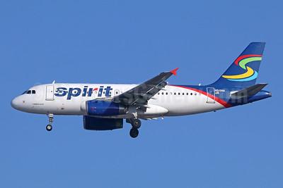 Spirit Airlines Airbus A319-132 N519NK (msn 2723) LAX (Michael B. Ing). Image: 943086.