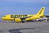 Spirit Airlines Airbus A319-132 N503NK (msn 2470) LAX. Image: 936340.