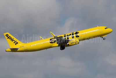 Spirit Airlines Airbus A321-231 WL N667NK (msn 7058) FLL (Jay Selman). Image: 403475.