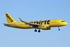 Spirit Airlines Airbus A320-232 WL N641NK (msn 6566) LAX (Michael B. Ing). Image: 934945.