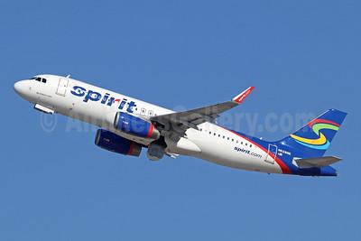 Spirit Airlines Airbus A320-232 WL N628NK (msn 6193) LAX (Michael B. Ing). Image: 943085.