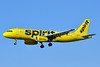 Spirit Airlines Airbus A320-232 N601NK (msn 4206)