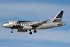 Spirit Airlines Airbus A319-132 N510NK (msn 2622) LAS (Bruce Drum). Image: 104325.