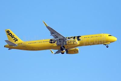 Spirit Airlines Airbus A321-231 WL N670NK  (msn 7106) BWI (Ron Monroe). Image: 943770.