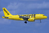 Spirit Airlines Airbus A319-132 N534NK (msn 3395) FLL (Jacques Guillem Collection). Image: 926123.
