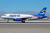 Spirit Airlines Airbus A319-132 N504NK (msn 2473) LAS (Eddie Maloney). Image: 920717.