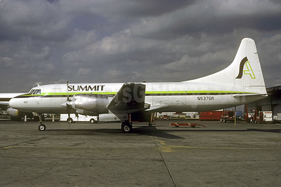 Summit Airlines (USA) Convair 580 (F) N537SA (msn 458) ORD (Christian Volpati Collection). Image: 940788.