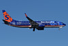 Sun Country Airlines Boeing 737-8BK WL N822SY (msn 33017) JFK (Fred Freketic). Image: 935343.