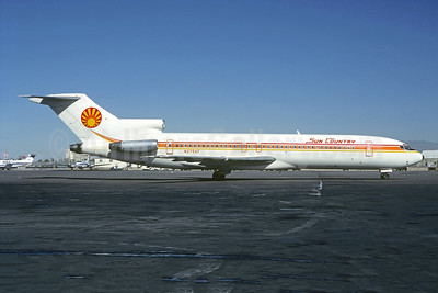 Ex Air Florida, delivered on January 12, 1983