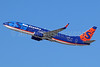 Sun Country Airlines Boeing 737-86N WL N819SY (msn 34254) LAX (Michael B. Ing). Image: 935777.