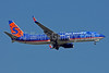 Sun Country Airlines Boeing 737-8BK WL N810SY (msn 29635) MSP (Bruce Drum). Image: 101160.