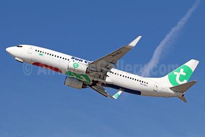 Leased again from Transavia on September 28, 2016