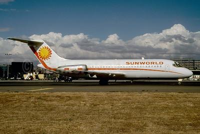 Sunworld International Airways (1st) Douglas DC-9-14 N1301T (msn 45695) TUS (Thomas Livesey). Image: 921719.