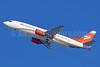 Swift Air (2nd) (USA) Boeing 737-4B7 N802TJ (msn 24874) LAX (Michael B. Ing). Image: 939662.