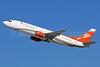 Swift Air (2nd) (USA) Boeing 737-45D N803TJ (msn 27156) LAX (Michael B. Ing). Image: 935763.