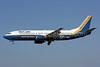 """McCain-JohnMcCain.com (Swift Air 2nd) Boeing 737-4B7 N802TJ (msn 24874) """"Straight Talk Express"""" BWI (Brian McDonough). Image: 913276."""
