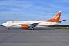 Swift Air (2nd) (USA) Boeing 737-4B7 N802TJ (msn 24874) RDU (Ken Petersen). Image: 939663.