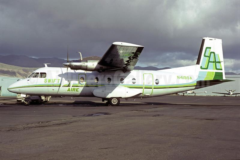 Airline Color Scheme - Introduced 1977
