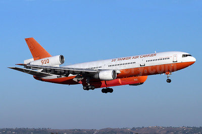10 Tanker Air Carrier McDonnell Douglas DC-10-30 N612AX (msn 48290) SBD (Michael B. Ing). Image: 950545.
