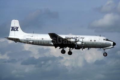 Trans-Air-Link - TAL Douglas DC-6B (F) Swingtail N867TA (msn 45202) MIA (Christian Volpati Collection). Image: 953255.