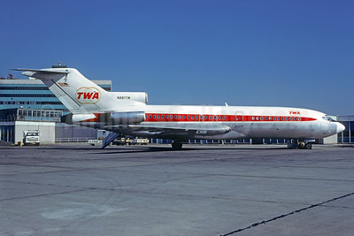 TWA (Trans World Airlines) Boeing 727-31 N891TW (msn 19230) ATL (Christian Volpati Collection). Image: 931494.