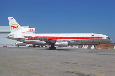TWA (Trans World Airlines) Lockheed L-1011-385-1 TriStar 1 N41016 (msn 1050) (Christian Volpati Collection). Image: 926958.