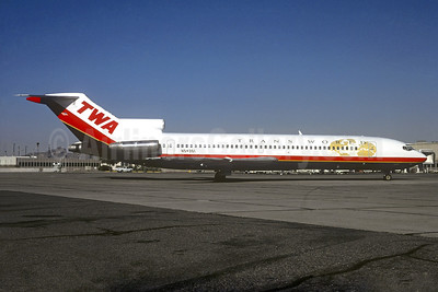 TWA-Trans World Airlines Boeing 727-231 N54351 (msn 21983) PHX (Christian Volpati Collection). Image: 936723.