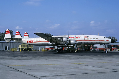 """""""Jetstream"""", delivered May 31, 1957, in service June 4, 1957, converted to a freighter"""