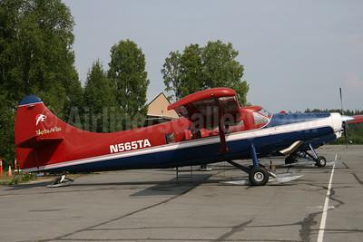 Talkeetna Air Taxi de Havilland Canada DHC-3T Turbo Otter N565TA (msn 46) TKA (Nick Dean). Image: 903612.