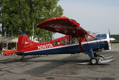 Talkeetna Air Taxi de Havilland Canada DHC-2 Beaver N561TA (msn 581) TKA (Nick Dean). Image: 903610.