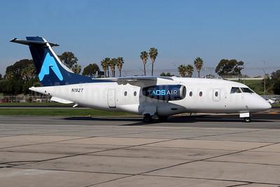 Taos Air (Ultimate JetCharters) Fairchild Dornier 328-300 (328JET) N419FJ (N192T) (msn 3173) HHR (Michael B. Ing). Image: 948971.