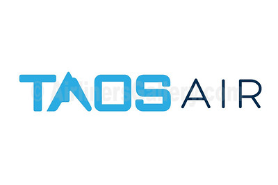 1. Taos Air logo